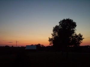 Sunset, Henry County, Kentucky