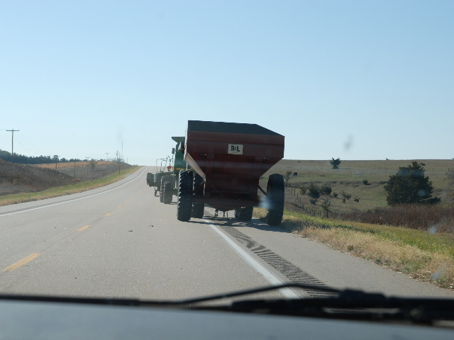 En Route to Red Cloud