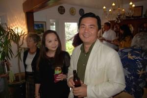 Yusuke Suzuki and Mari Nomura from Toppan Printing