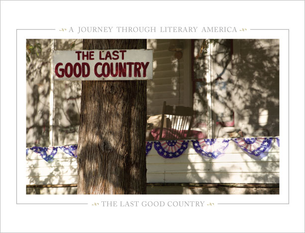 The last good country literary america greeting cards the last good country horton bay michigan m4hsunfo