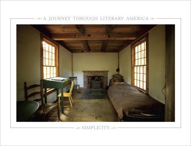 Simplicity — Concord, Massachusetts