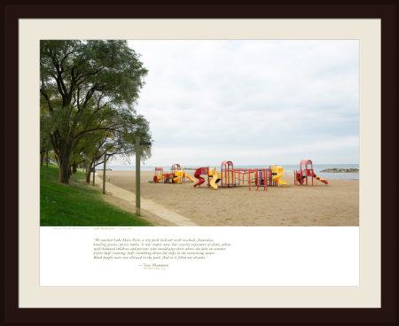 LAKE SHORE PARK — Lorain, Ohio