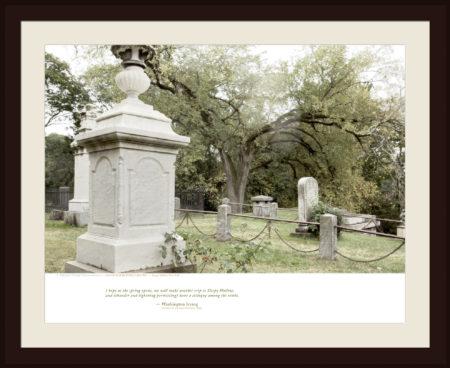 OLD DUTCH BURYING GROUND — Sleepy Hollow, New York