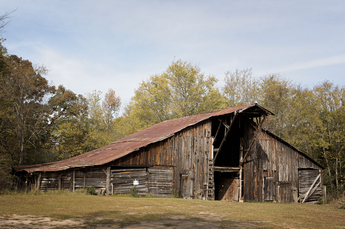 Photo of Andalusia outbuildings — Milledgeville, Georgia