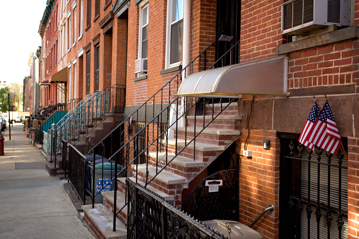 Photo of Fillmore Place. — Brooklyn, New York