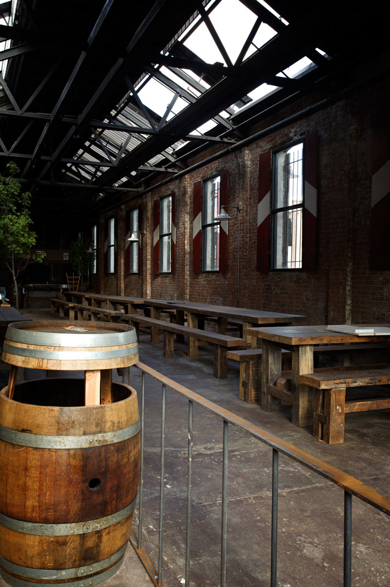 Photo of  Biergarten — Brooklyn, New York