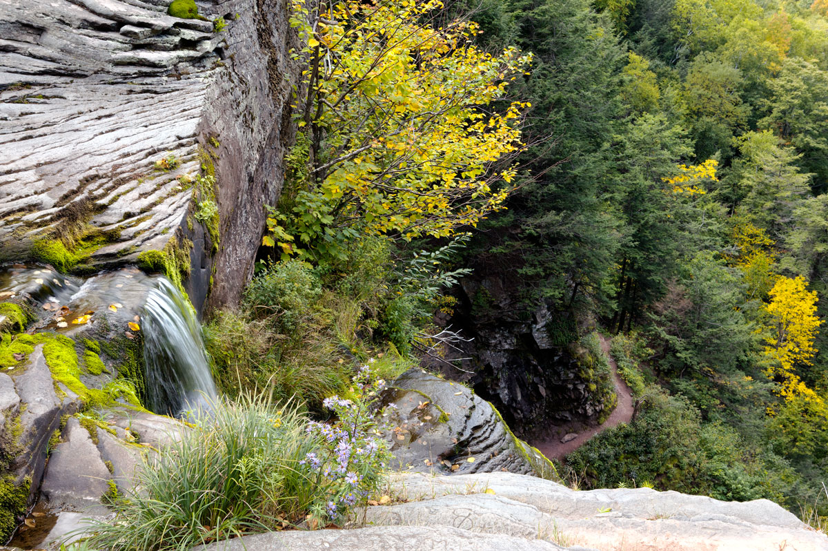 Photo of Kaaterskill Falls — Catskill Mountains, New York