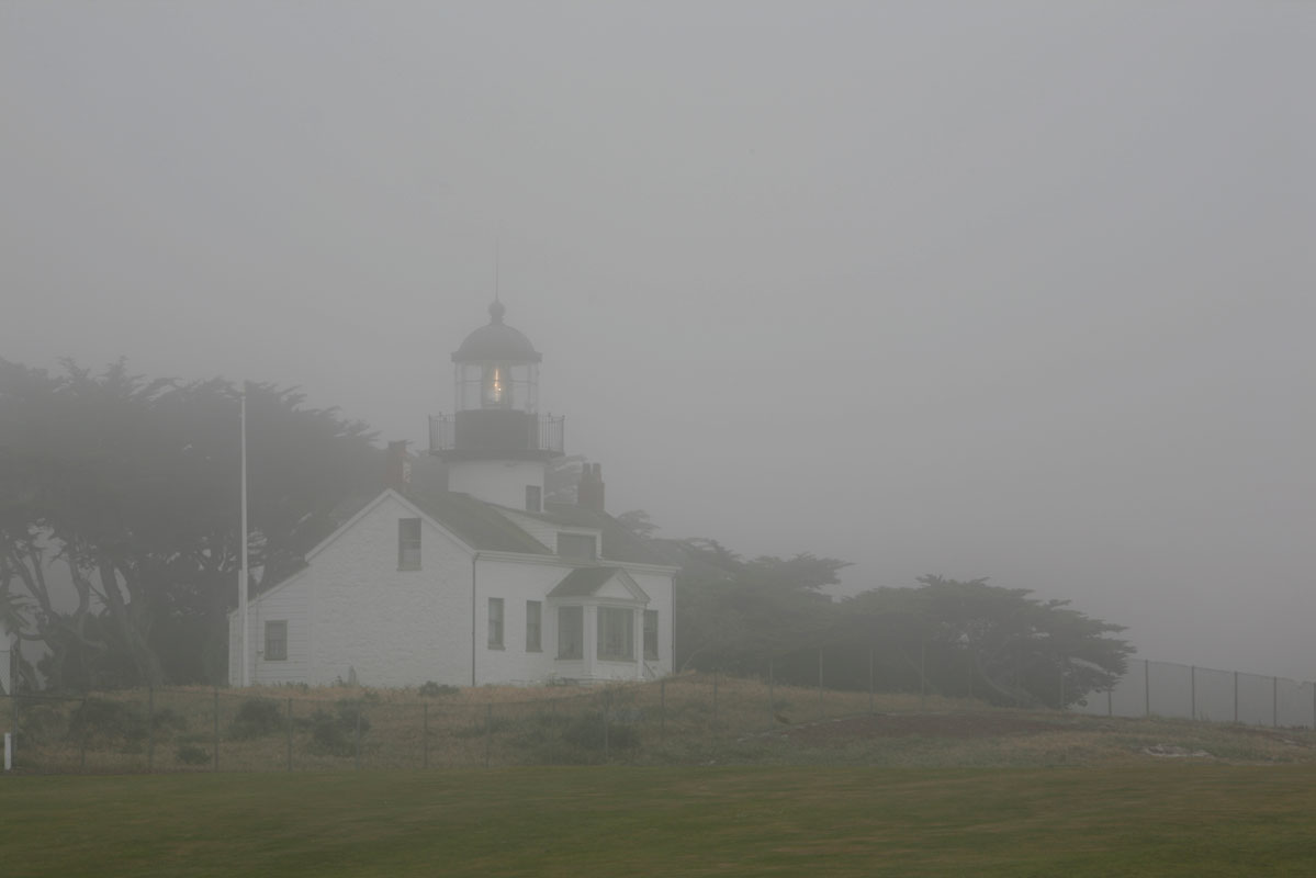 Photo of Point Pinos Lighthouse — Pacific Grove, California