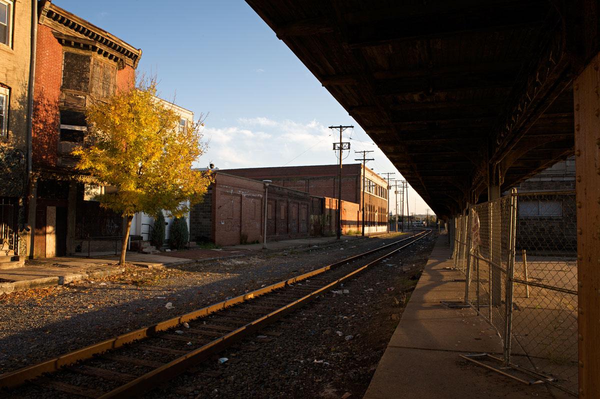 Photo of Reading Railroad — Reading, Pennsylvania