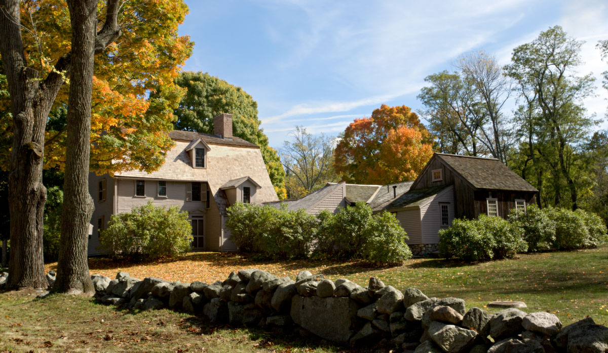 Photo of The Old Manse. — Concord, Massachusetts