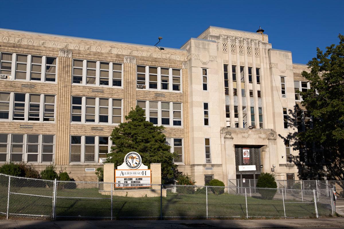 Photo of Weequahic High School