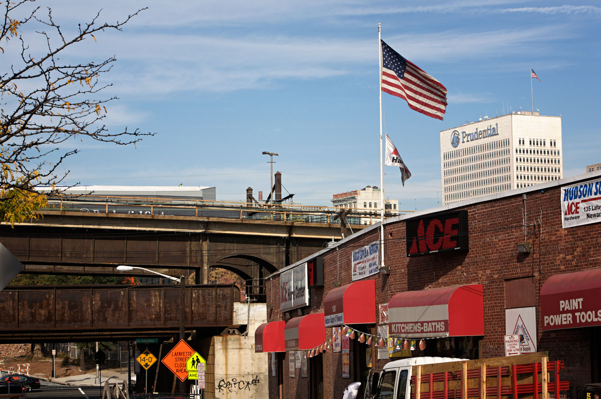 Photo of the Ironbound District — Newark, New Jersey