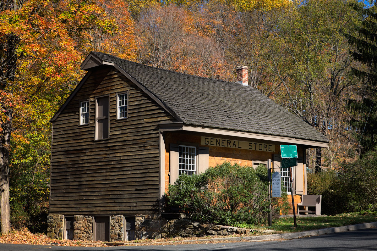 Photo of General Store and Post Office in Mendham, New Jersey
