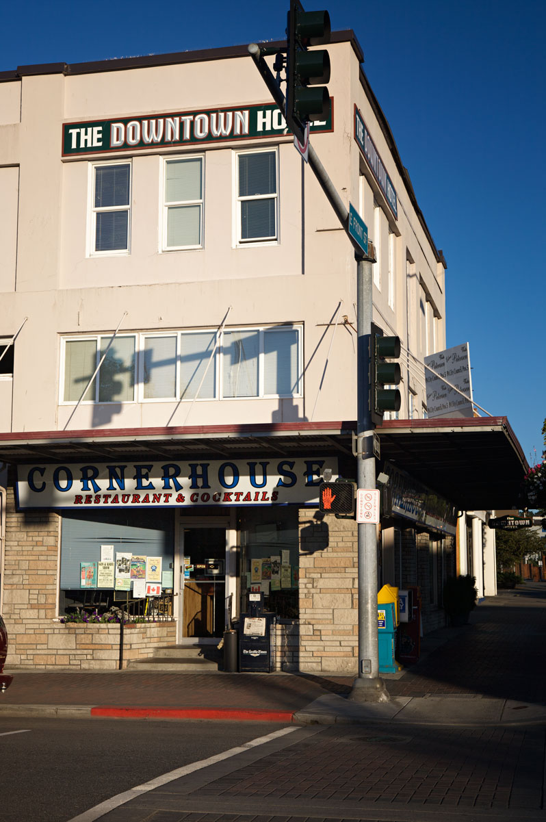 Photo of Cornerhouse Restaurant — Port Angeles, Washington
