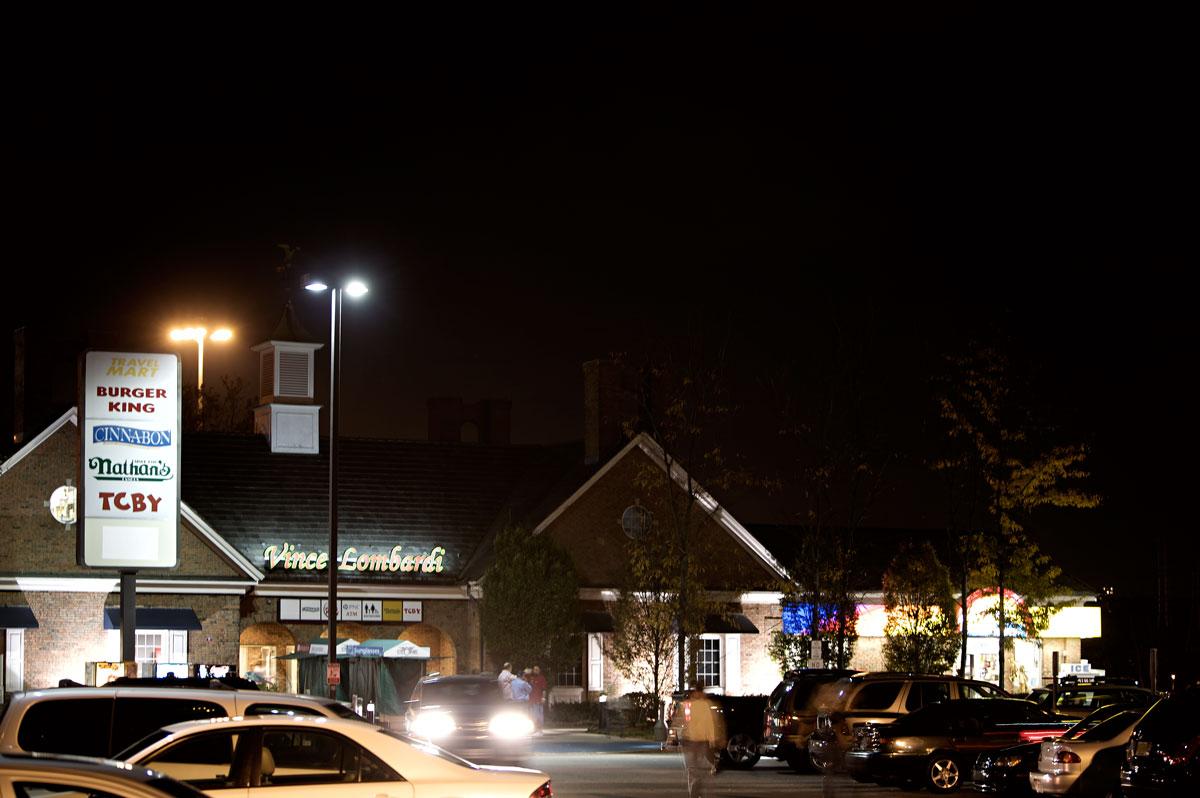 Photo of Vince Lombardi Service Area. — I-95 Rest Area, New Jersey