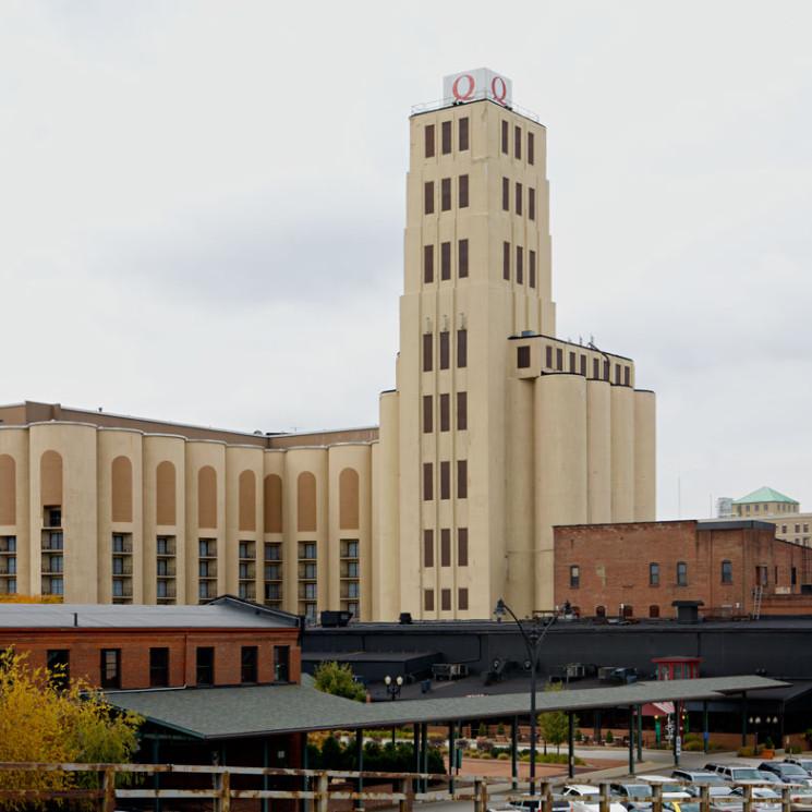 Photo of Crowne Plaza Hotel — Akron, Ohio