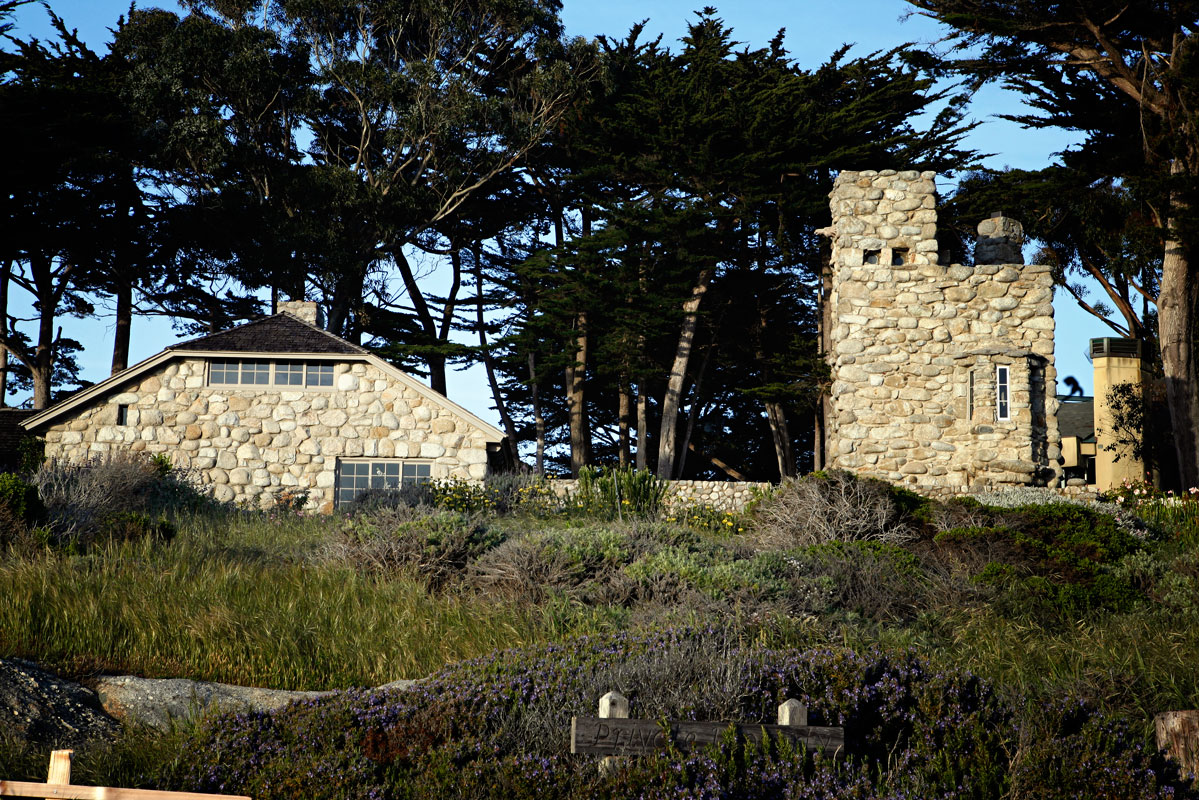 Photo of Tor House —Carmel, California