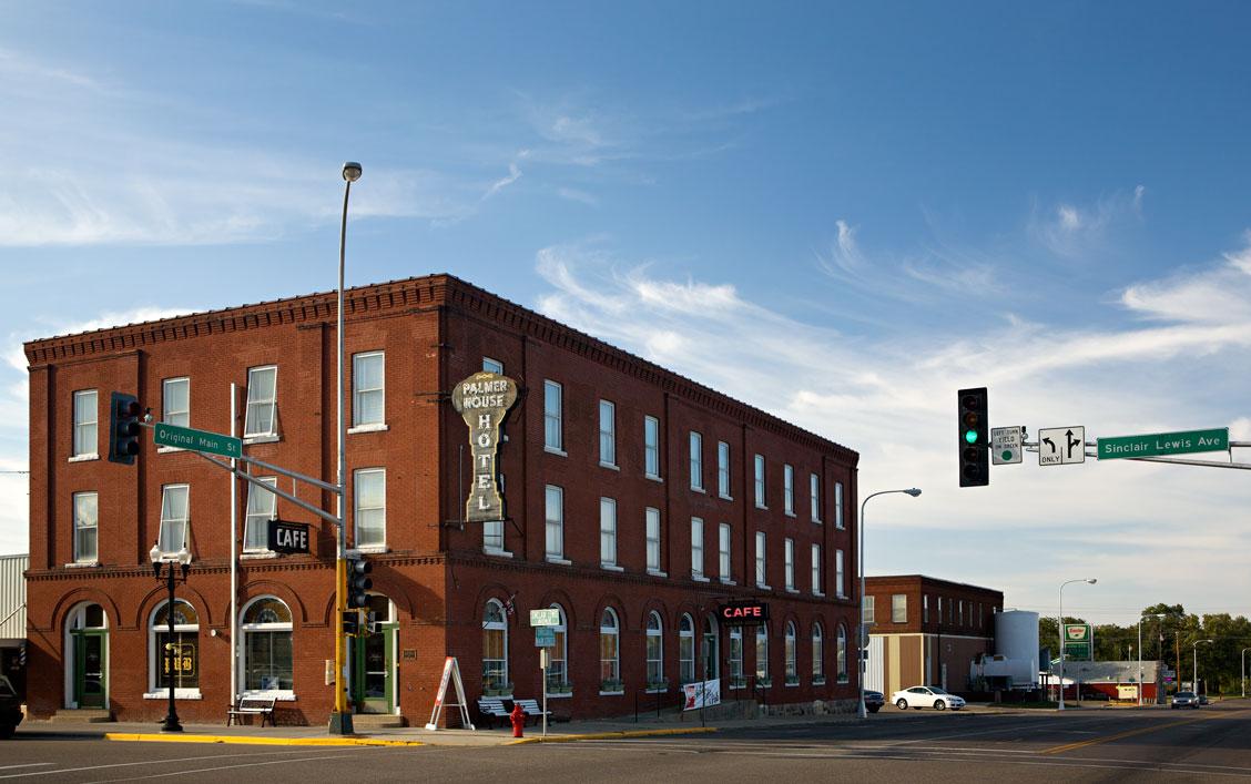 Photo of Palmer House Hotel — Sauk Centre, Minnesota