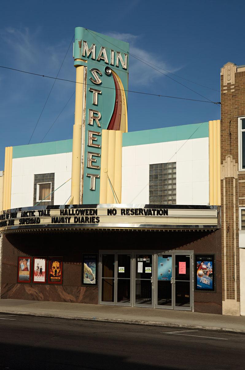 Photo of Main Street Theatre — Sauk Centre, Minnesota