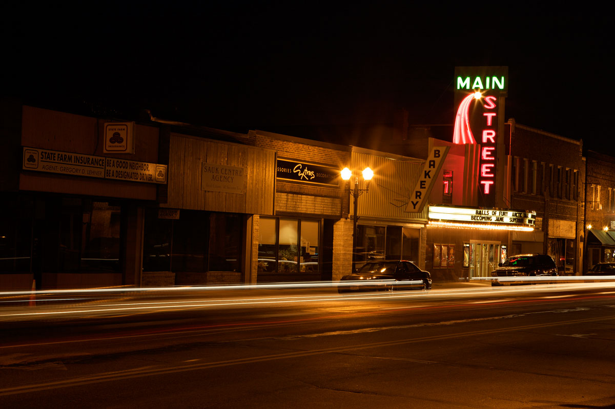 Photo of Main Street Theatre