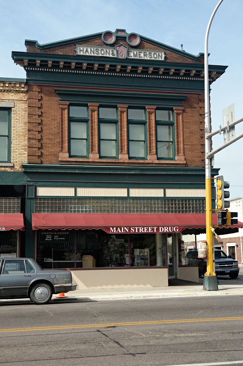 Photo of Main Street Drug — Sauk Centre, Minnesota