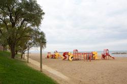 Photo of Lake Shore Park. — Lorain, Ohio