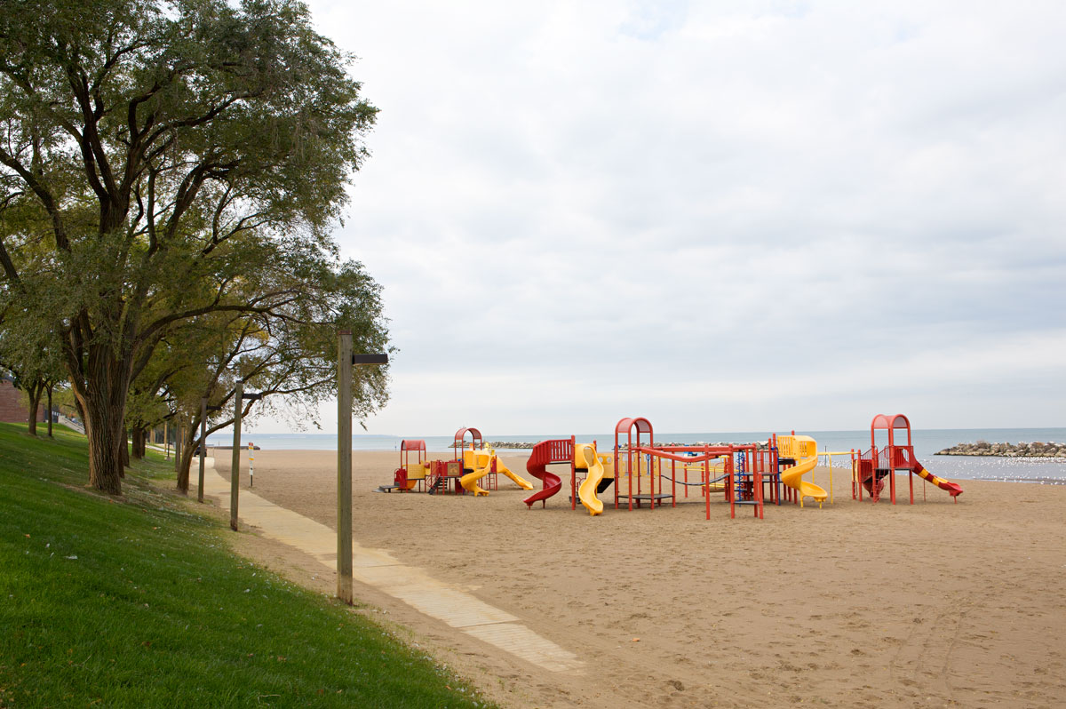 Photo of Lake Shore Park. — Lorain, Ohio