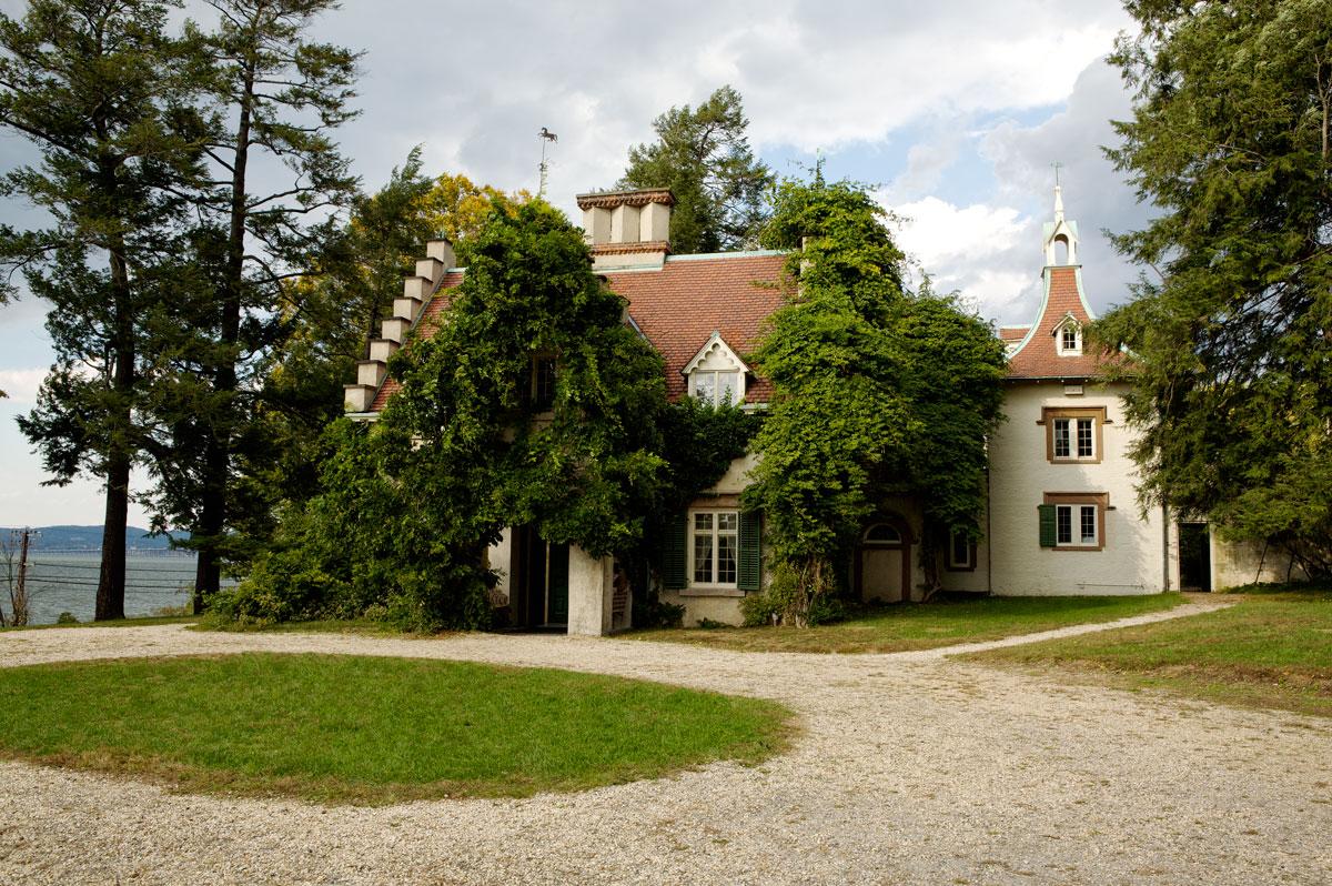 Photo of Washington Irving's home - Sunnyside