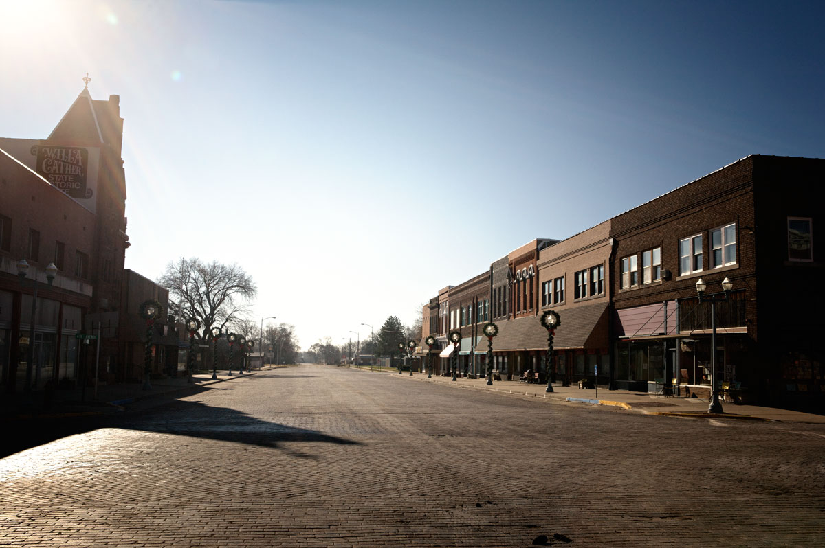 Photo of Red Cloud, NE