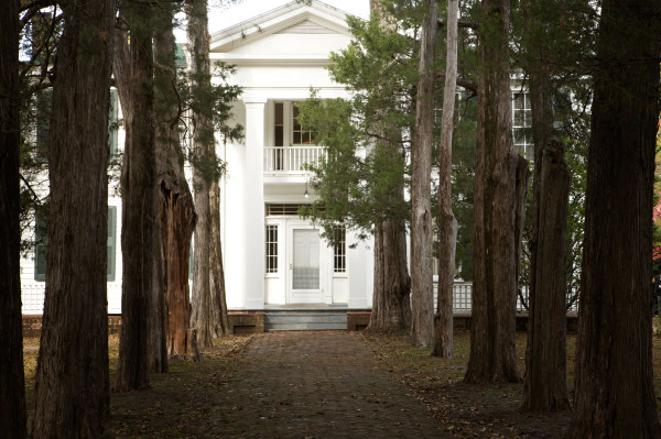 Photo of William Faulkner's Rowan Oak