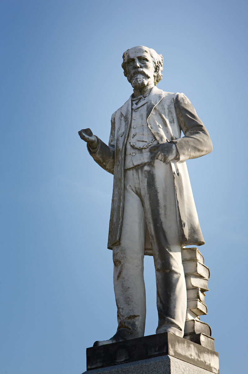 Photo of Statue of Colonel W.C. Faulkner